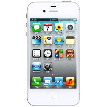 <b>苹果(APPLE)iPhone 4S 16G版 3G手机(白色)</b>